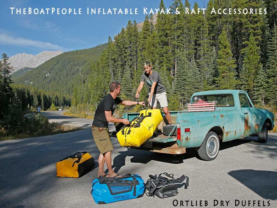 Ortlieb Dry Duffel Waterproof 110 Liters XLarge