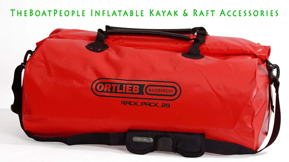 Ortlieb Dry Rack Pack XLarge Red k42