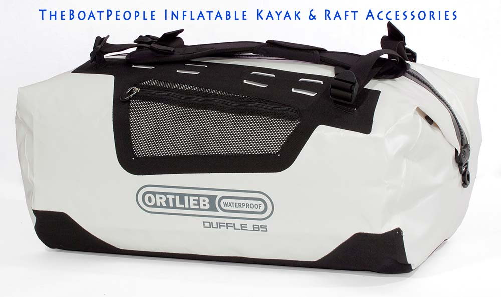 Ortlieb Dry Duffel 85 Liters K1402 White