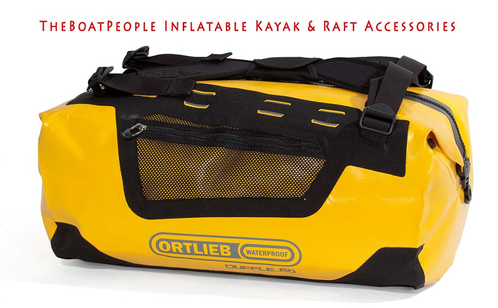 Ortlieb Dry Duffel 60 Liters K1433 Yellow
