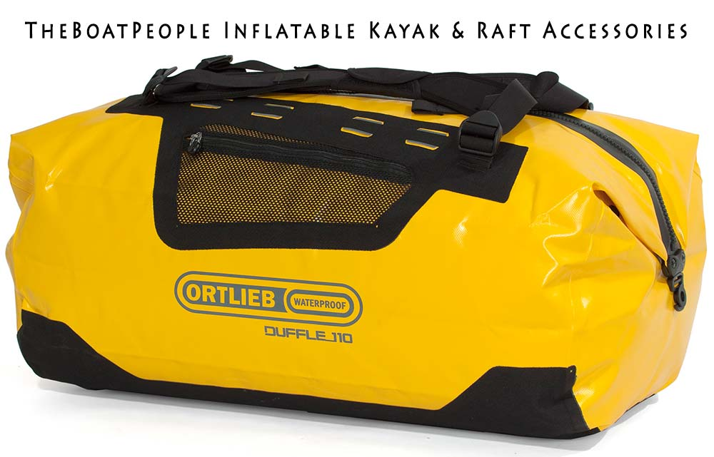 Ortlieb Dry Duffel Waterproof 110 Liters XLarge K1453 Yellow